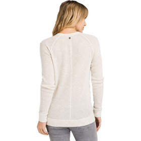 Prana Milani Crew Sweater Dame Moonlight Heather